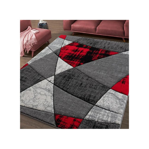 Canyon Shapes Rugs (4 colours) - RJF Furnishings - Furniture Specialist