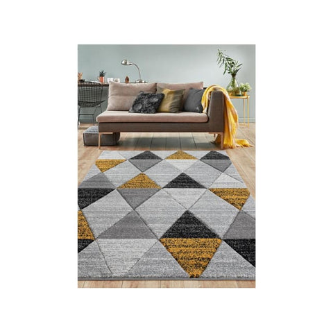 Canyon Triangle Rugs (4 colours) - RJF Furnishings