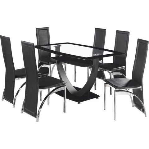 Hanley Dining Set - RJF Furnishings - Furniture Specialist