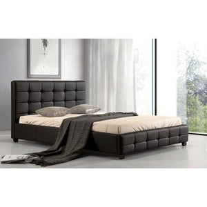 Lattice PU Bed - RJF Furnishings - Furniture Specialist