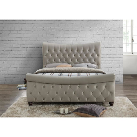 Luxury Fabric Copenhagen Bed - RJF Furnishings - Furniture Specialist