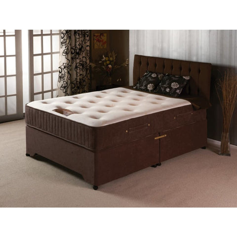 MEMORY ORTHOPAEDIC DIVAN BED - Orthopaedic Memory Foam Mattress - RJF Furnishings - Furniture Specialist