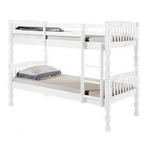Image of Milano Pine Bunk Bed - RJF Furnishings - Furniture Specialist