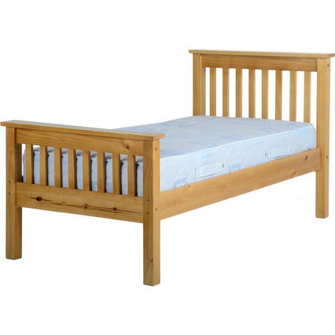 Monaco Bed High Foot End - RJF Furnishings