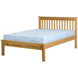 Monaco Bed Low Foot End - RJF Furnishings - Furniture Specialist