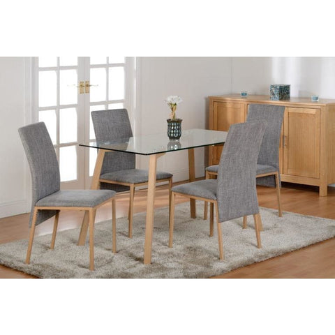 Image of Morton Dining Set - RJF Furnishings - Furniture Specialist