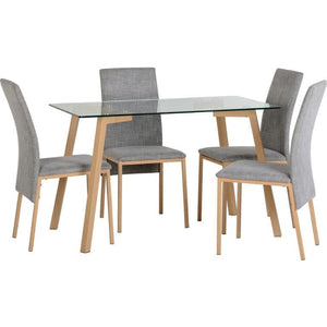 Morton Dining Set - Corner Sofas and Sofa Sets - RJF Furnishings - Online Furniture Store - Finance Available