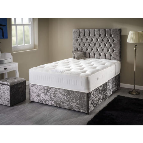 ONYX DIVAN BED - Corner Sofas and Sofa Sets - RJF Furnishings - Online Furniture Store - Finance Available