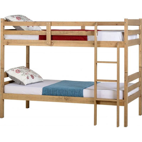 Image of Panama Bunk Bed - RJF Furnishings - Furniture Specialist
