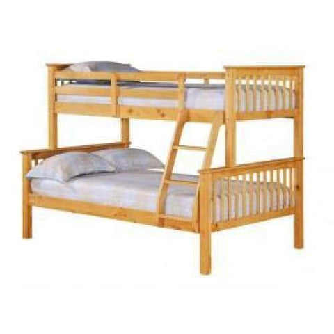 Image of Porto Bunk Bed - Double & Triple - RJF Furnishings - Furniture Specialist