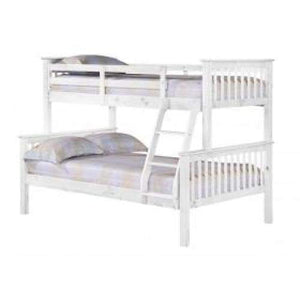 Porto Bunk Bed - Double & Triple - RJF Furnishings - Furniture Specialist