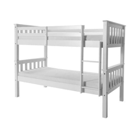 Porto Bunk Bed - Double & Triple - Corner Sofas and Sofa Sets - RJF Furnishings - Online Furniture Store - Finance Available
