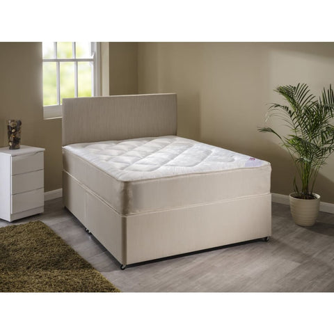SUPER ORTHO DIVAN BED - RJF Furnishings - Furniture Specialist
