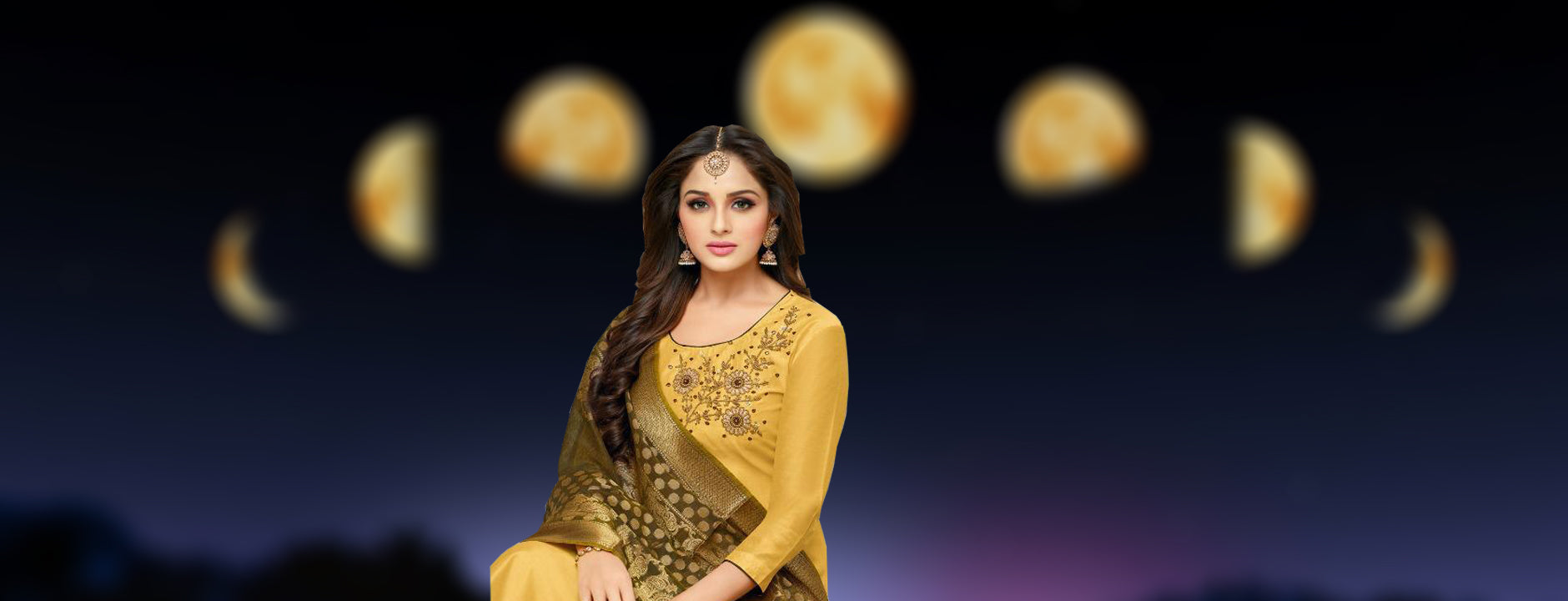 EID 2019 Indian Pakistani Collection for Women