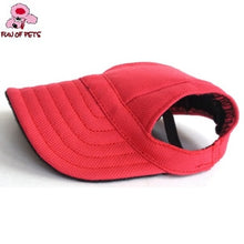 Cargar imagen en el visor de la galería, Cute Tailup Chihuahua Summer Sun Pet Cat Dog Accessories Dog Hat Cap - SuRegaloExpress
