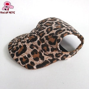 Cute Tailup Chihuahua Summer Sun Pet Cat Dog Accessories Dog Hat Cap - SuRegaloExpress