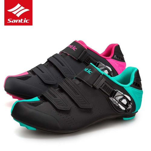 Santic Men Women Cycling Shoes