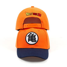Cargar imagen en el visor de la galería, Dragon Ball Z Goku Baseball Caps Hats For Men Women - SuRegaloExpress