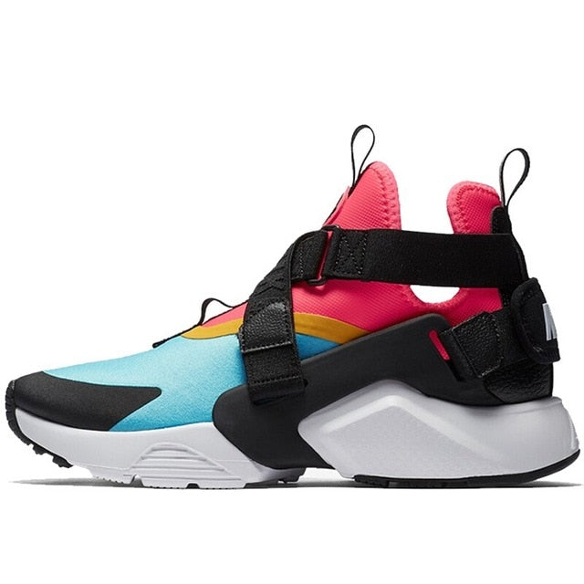 Original New Arrival 2018 NIKE AIR HUARACHE CITY Women's Running Shoes Sneakers