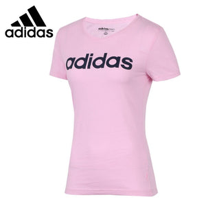 Original New Arrival 2018 Adidas NEO Label CE LOGO TEE Women's T-shirts short sleeve Sportswear