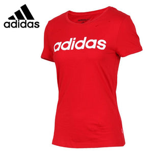 Original New Arrival 2018 Adidas Neo Label W CE LOGO TEE Women's T-shirts short sleeve Sportswear
