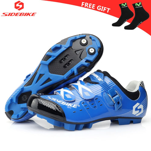 sidebike cycling shoes mtb man women bicycle shoes