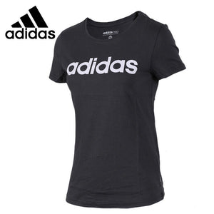 Original New Arrival 2018 Adidas NEO Label LOGO TEE Women's T-shirts short sleeve Sportswear