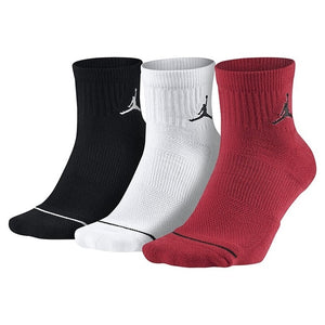 NIKE JUMPMAN Unisex Sports Socks( 3 Pairs )
