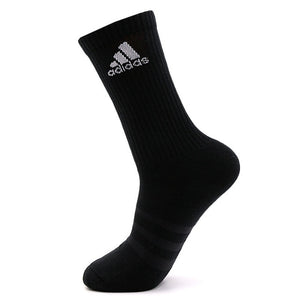 Original New Arrival 2018 Adidas 3S PER CR HC 1P Unisex Sports Socks( 1 pair )