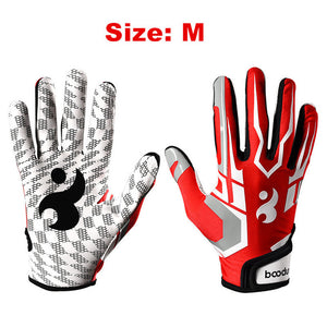 BOODUN Pro Baseball Batting Glove for Men Women Anti Slip PU Leather - SuRegaloExpress