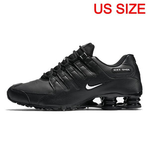 Original New Arrival 2018 NIKE SHOX NZ EU Men's Running Shoes Sneakers
