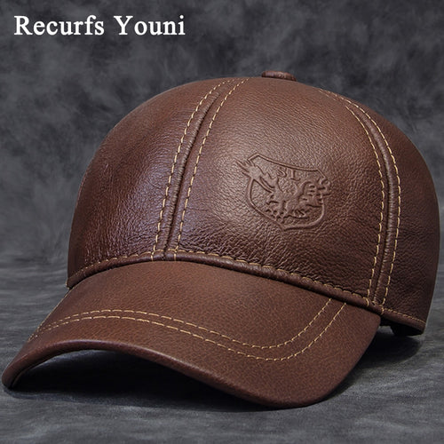 Male Genuine Baseball Caps For Man Casual - SuRegaloExpress