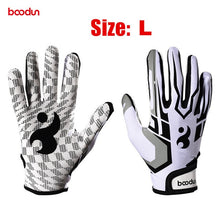 Cargar imagen en el visor de la galería, BOODUN Pro Baseball Batting Glove for Men Women Anti Slip PU Leather - SuRegaloExpress