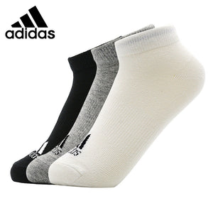 Original New Arrival 2018 Adidas PER NO-SH T 3PP Unisex Sports Socks( 3 pairs )