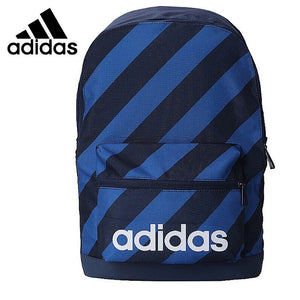 Original New Arrival 2018 Adidas Neo Label BP AOP DAILY Unisex Backpacks Sports Bags