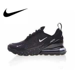Original Authentic Nike Air Max 270 Men's Running Shoes Sports Outdoor Sneakers Breathable Comfortable Light Running AH8050