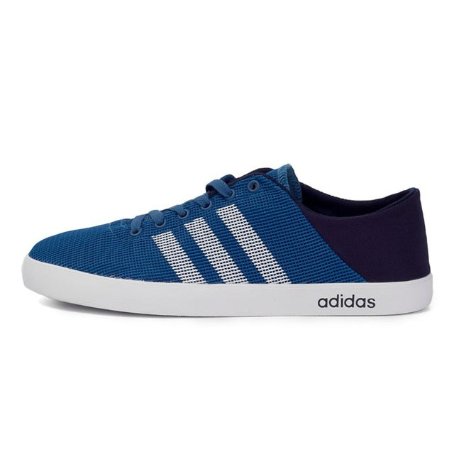 Official Original Adidas NEO Label EASY VULC Men's Skateboarding Shoes Sneakers Breathable Leisure Hard-Wearing Sports outdoor