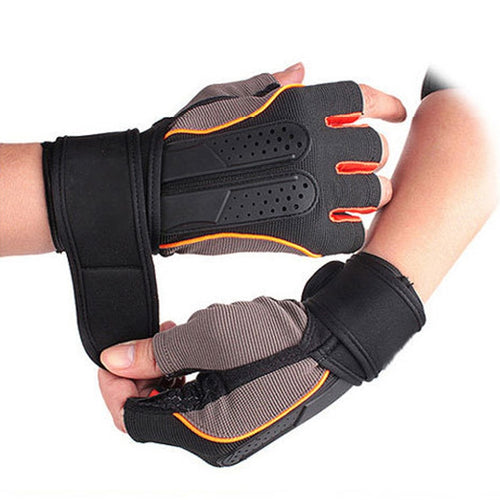 High Quality Weight Lifting Sports Gloves Anti-slip Outdoor - SuRegaloExpress