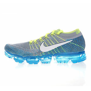Original Authentic Nike Air VaporMax Be True Flyknit Men's Running Shoe