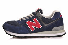 Cargar imagen en el visor de la galería, High Quality NEW BALANCE 574 Men's TOP Badminton Shoes - SuRegaloExpress