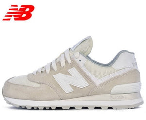 NEW BALANCE Men's Shoes 574 Gradual Retro Sports 2008 Spring New Badminton Shoes