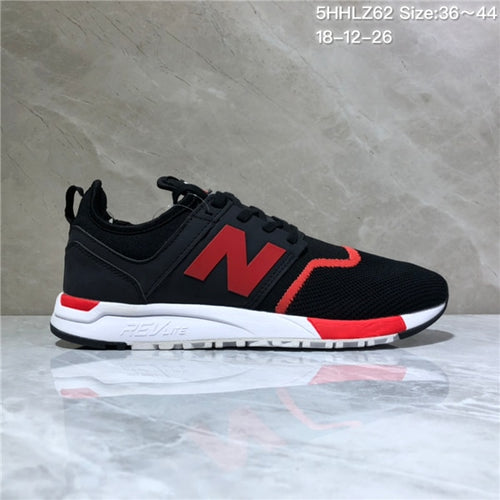 High Quality NEW BALANCE 247 women's shoes retro Badminton Shoes - SuRegaloExpress