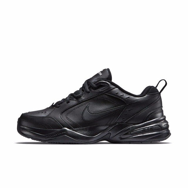 NIKE AIR MONARCH IV Official New Arrival Breathable Men Running Shoes Comfortable Outdoor Sneakers #415445