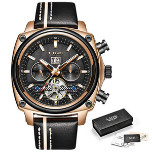 Men Watches Original Automatic Mechanical Watch Male - SuRegaloExpress
