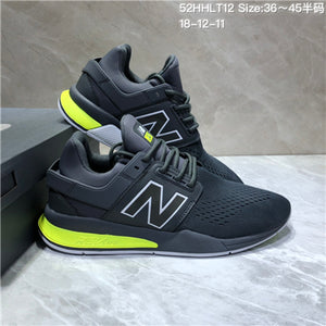 NEW BALANCE MS247 men's shoes retro breathable Badminton Shoes