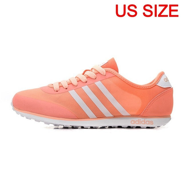 Original New Arrival   Adidas NEO Label CLOUDFOAM GROOVE TM Women's  Skateboarding Shoes Sneakers