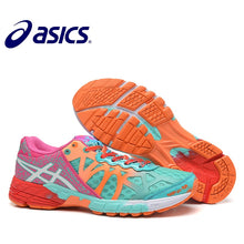 Cargar imagen en el visor de la galería, 2018 Original Asics Gel-Noosa TRI9 Woman's Shoes Breathable Stable Running Shoes Outdoor Tennis Shoes Hongniu - SuRegaloExpress