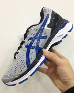 2018 New Arrival Official ASICS GEL-KAYANO 23 T646N Man's Sneakers Sports Shoes Sneakers Outdoor Athletic shoes Hongniu - SuRegaloExpress