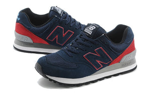 High Quality NEW BALANCE men's retro jogging shoes Badminton Shoes - SuRegaloExpress