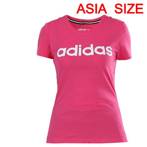 Original New Arrival  Adidas Neo Label  W CE TEE Women's T-shirts short sleeve Sportswear